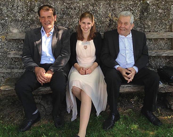 Blomberghof Familie Stoll Generationen
